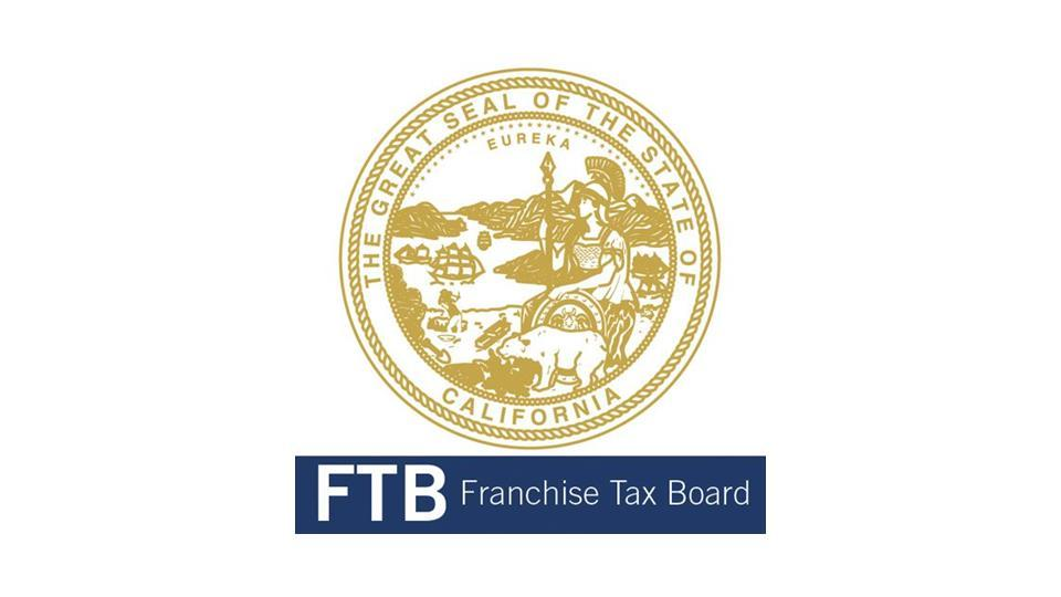 Partner State Of California Franchise Tax Board Riverside