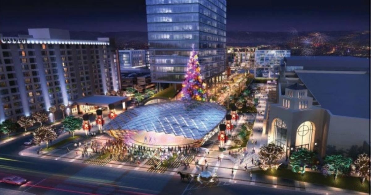 Riverside to Double Size of Convention Center, New Hotel Rooms